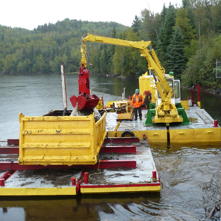 Dredging – Project A