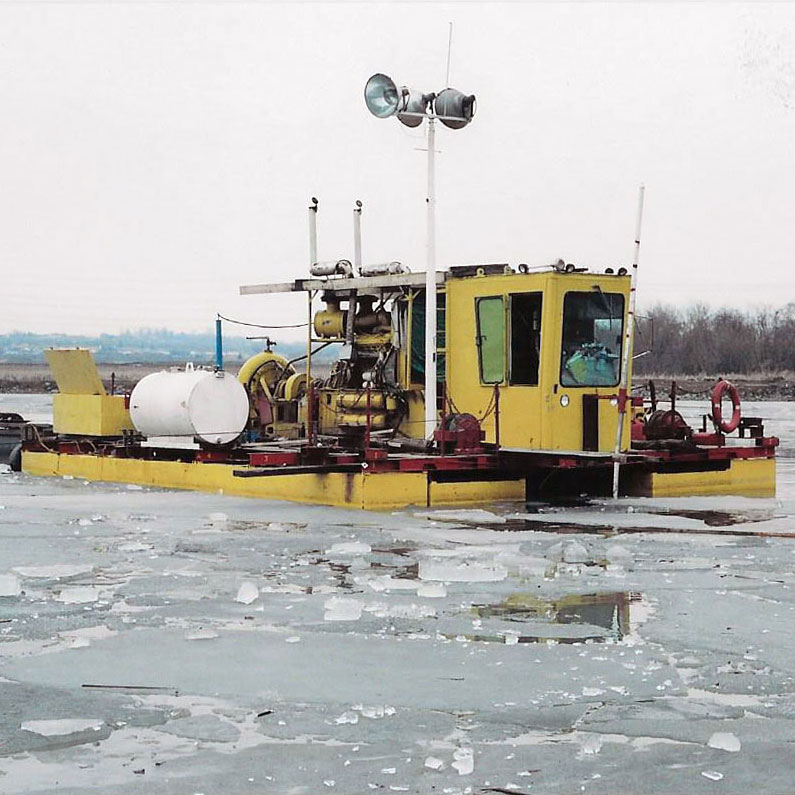 Dredging – Bowmanville, On