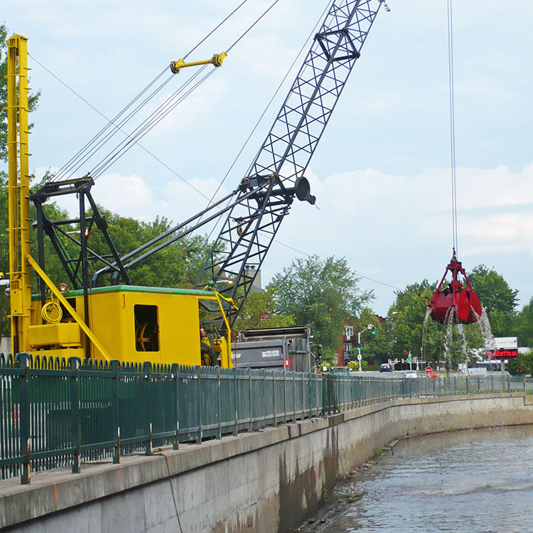 Dredging – City of Joliette